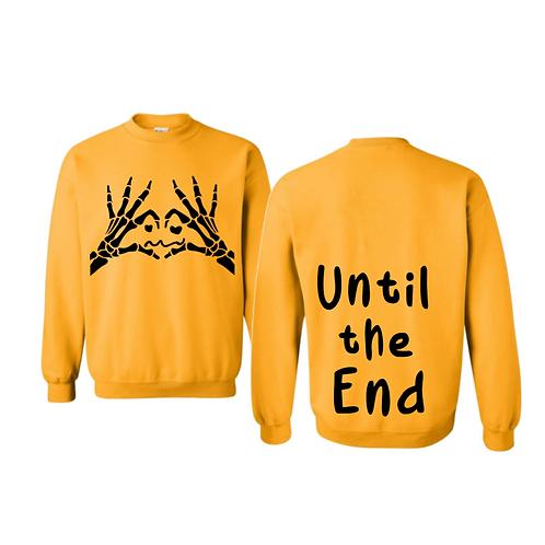 Love Until the End(sweatshirt)