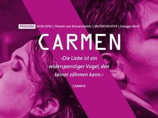 CARMEN - Theater Regensburg