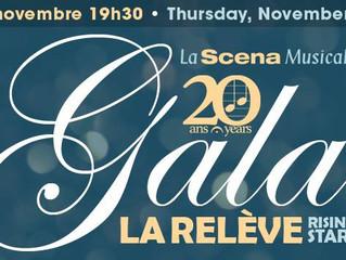 CONCERT-GALA La Relève/Rising Stars  La Scena Musicale