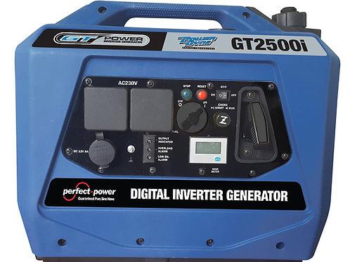 GT2500i Digital Inverter Generator