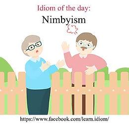 Nimbyism