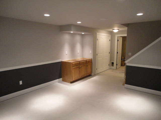 Custom Basements, Central CT