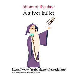 A silver bullet