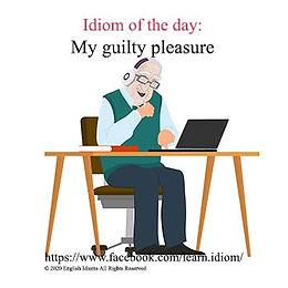 My guilty pleasure