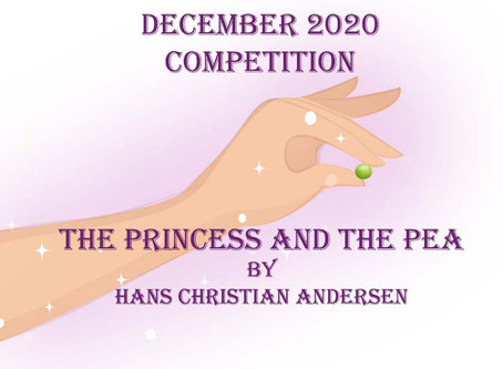 December 2020 Illustration Competition Theme