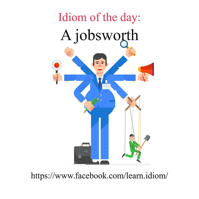 A jobsworth