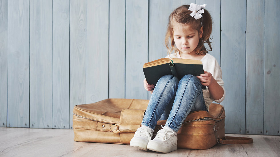 Children's Flash Fiction Competition 2020 - Young Writers (Under 18)