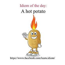 A hot potato