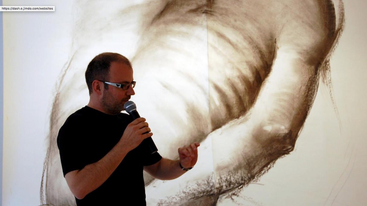 Mathias Schauwecker at Várfok Galéria in B