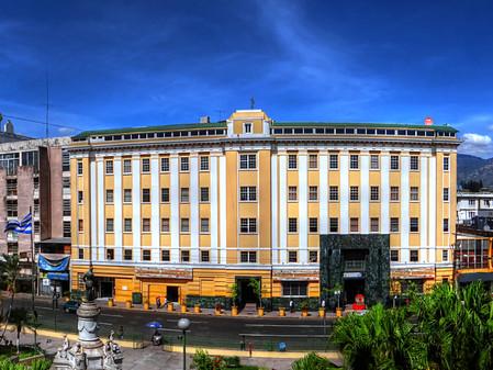La capitale de El Salvador: San Salvador