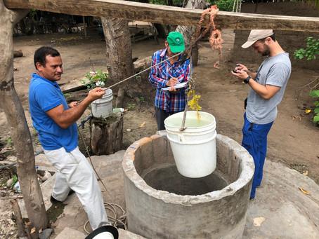 Monitoring des puits d'eau douce