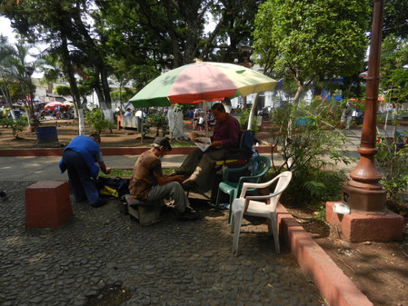Travailler au Salvador