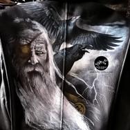 Blouson Odin, Hugin & Munin - juillet 2021