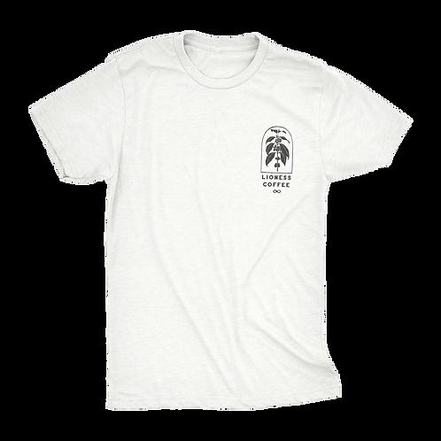 Lioness Planta Madre T Shirt - Natural