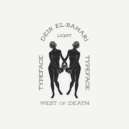 Deir El-Bahari Typeface Family
