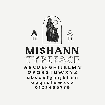 MISHANN Typeface