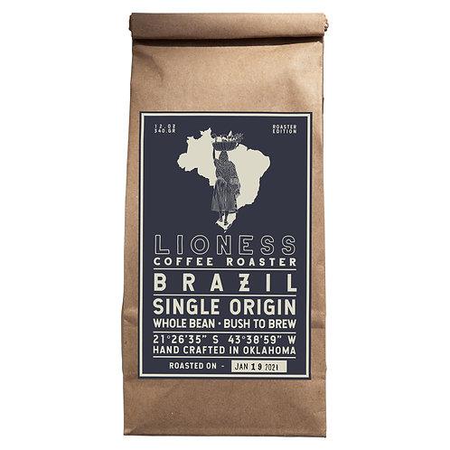 BRAZIL - Três Barras - 12oz