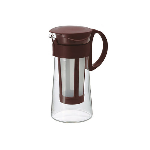 MIZUDASHI (Cold Brew) Coffee Pot 7 / Chocolate Brown