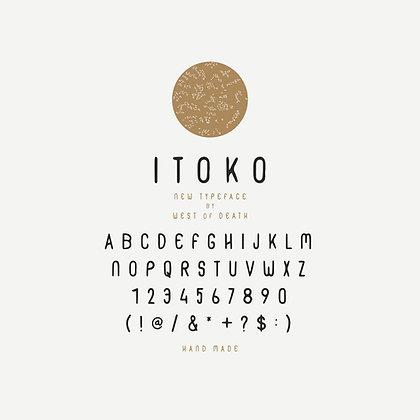 ITOKO Typeface