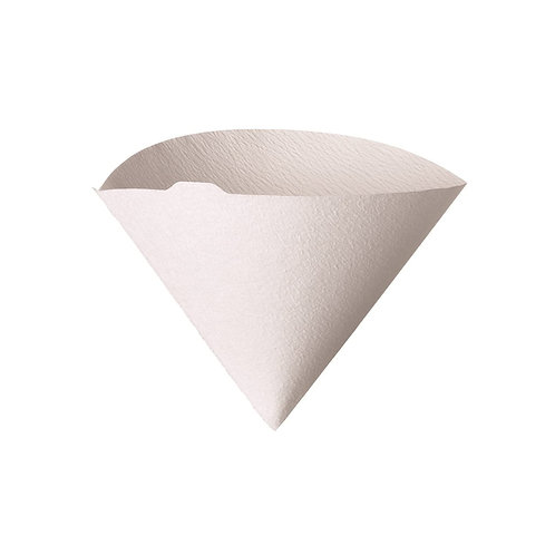 Hario V60 Paper Coffee Filters 02 White Tabbed