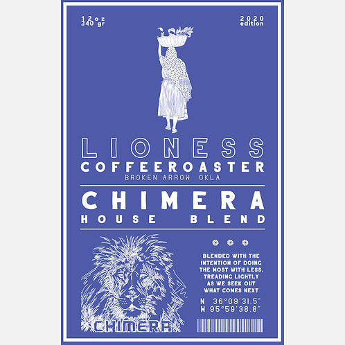 1 Month Subscription -Chimera House Blend