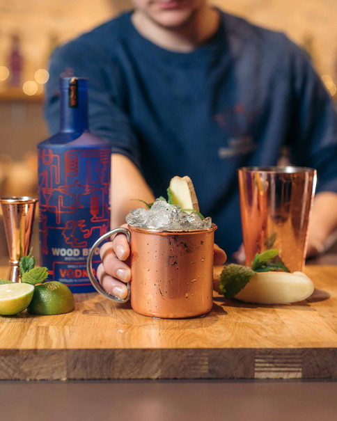 Woodbrothers cocktail masterclass