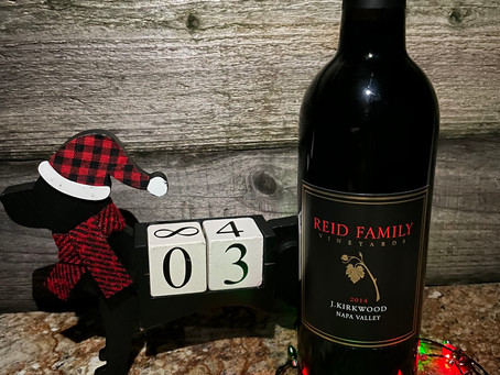Christmas Wine Countdown With Reid Family Vineyards