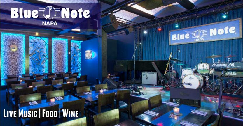 Blue Note Napa