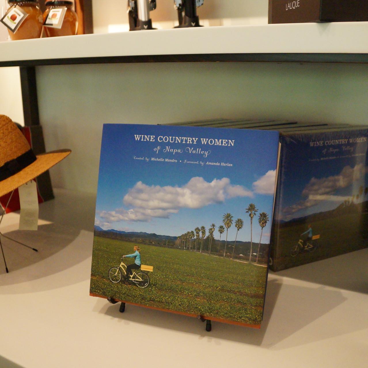 Wine Country Women Book