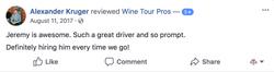 Alexander Kruger  FB Review