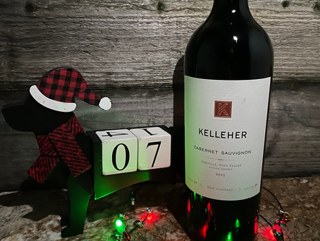 Christmas Wine Countdown With Kelleher Family Vineyard