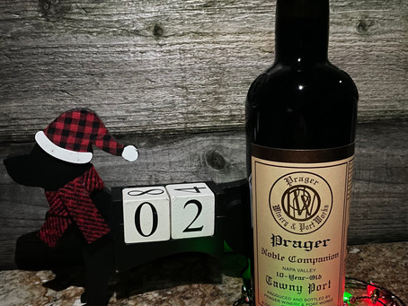 Christmas Wine Countdown With Prager Winery & Port Works