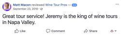 Matt Macon FB Review