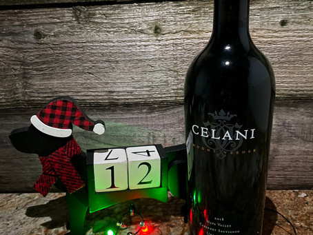Christmas Wine Countdown with Celani Family Vineyards