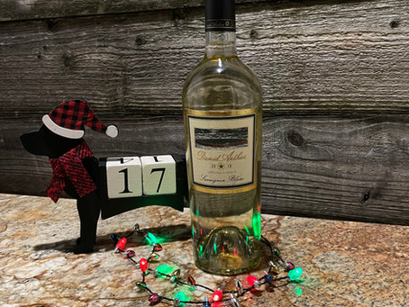Christmas Wine Countdown With David Arthur