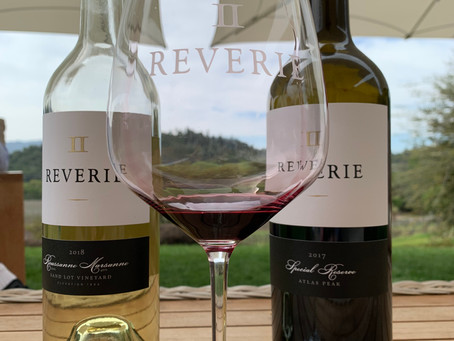 Wine Tasting Kits & Virtual Tastings With Reverie II - Bring Napa Valley Home To You