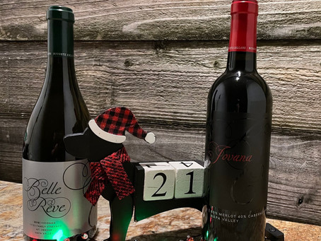 Christmas Wine Countdown With Bougetz Cellars
