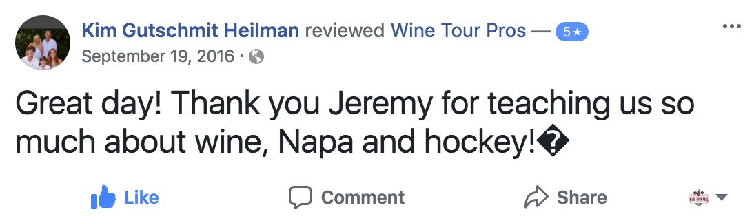 Kim Gutschmit Heilman FB Review