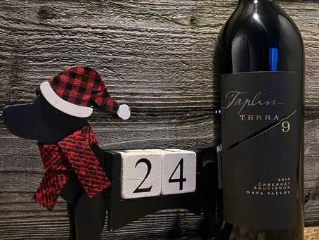 Christmas Wine Countdown With Taplin Cellars