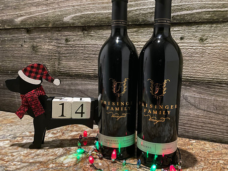 Christmas Wine Countdown With Frisinger Family Vineyard