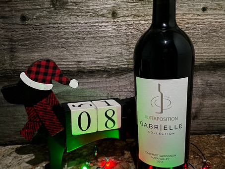 Christmas Wine Countdown With Gabrielle Collection