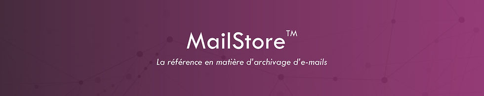 MailStore Annecy Lyon Chambery