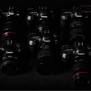 Aparaty DSLR Canon