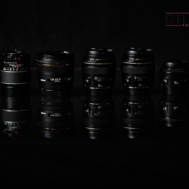 Obiektywy Canon L i Serie SIGMA ART