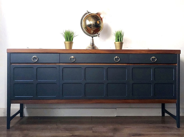 dark grey nathan sideboard