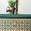 Thumbnail: Stag minstrel green  bedside cabinets