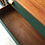 Thumbnail: Mid century modern younger sideboard in green