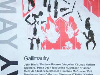Gallimaufry: Platform Art Gallery, Belfast