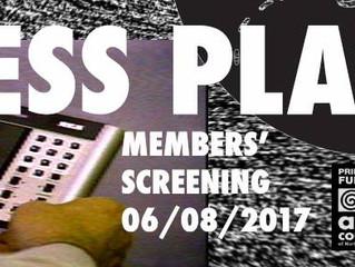 PRESS PLAY : Catalyst Arts Members' Screening