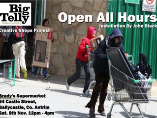 Open All Hours, Creative Shops Project, Ballycastle, Co. Antrim